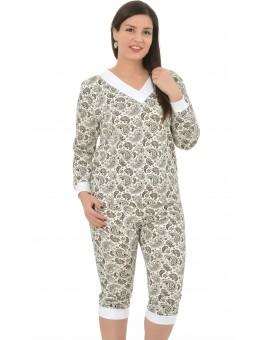 Пижама женская М-14 бриджи